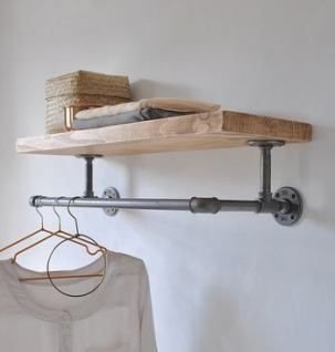 Modern Clothing Racks Design Ideas For Narrow Space To Try Asap 25