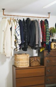 Modern Clothing Racks Design Ideas For Narrow Space To Try Asap 30
