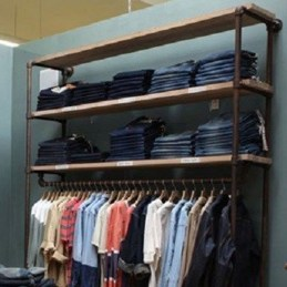 Modern Clothing Racks Design Ideas For Narrow Space To Try Asap 40
