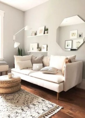 Modern White Apartment Design Ideas To Try Right Now 06