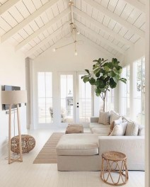 Modern White Apartment Design Ideas To Try Right Now 12