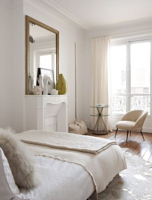 Modern White Apartment Design Ideas To Try Right Now 25