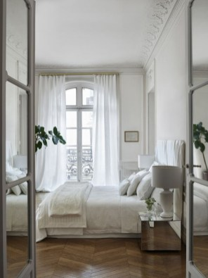 Modern White Apartment Design Ideas To Try Right Now 27
