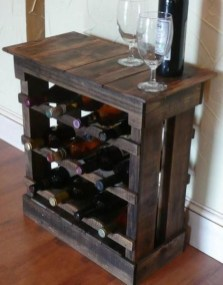 Stunning Diy Wine Storage Racks Design Ideas That You Should Have 37