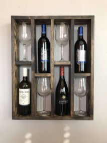Stunning Diy Wine Storage Racks Design Ideas That You Should Have 41
