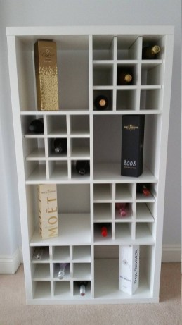 Stunning Diy Wine Storage Racks Design Ideas That You Should Have 45
