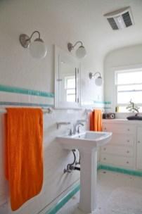 Top Fresh Orange Bathroom Design Ideas To Try Asap 01