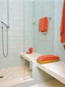 Top Fresh Orange Bathroom Design Ideas To Try Asap 12