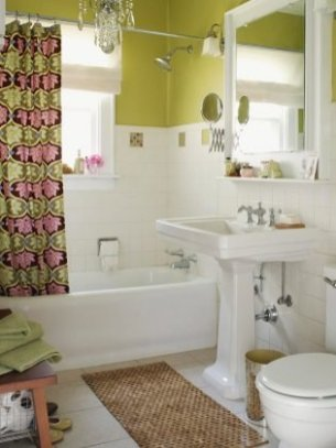 Top Fresh Orange Bathroom Design Ideas To Try Asap 25