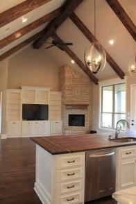 Wonderful Small House Renovations Design Ideas That Have A Stylish Wood Furniture 04