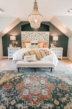 Amazing Bedroom Color Design Ideas For Cozy Bedroom Inspiration To Try 26