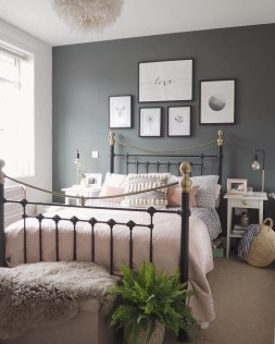 Amazing Bedroom Color Design Ideas For Cozy Bedroom Inspiration To Try 30