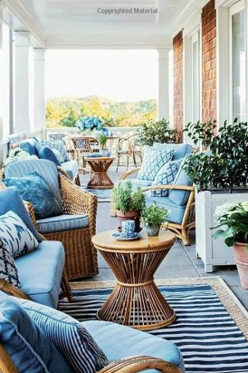 Amazing Classical Terrace Design Ideas To Try This Spring 26