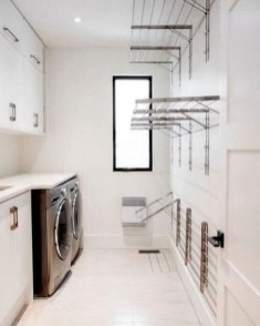 Astonishing Small Laundry Room Design Ideas For Organization To Try 11