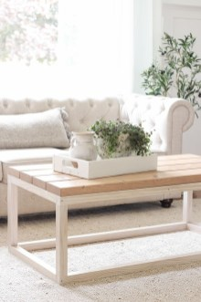 Awesome Diy Coffee Table Design Ideas With Cheap Material 12