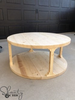 Awesome Diy Coffee Table Design Ideas With Cheap Material 14