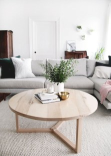 Awesome Diy Coffee Table Design Ideas With Cheap Material 29