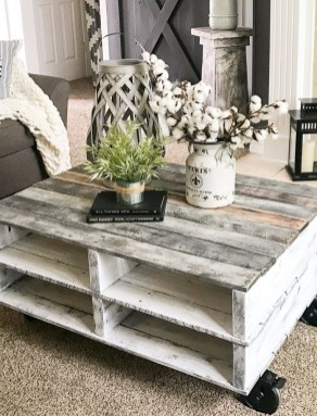 Awesome Diy Coffee Table Design Ideas With Cheap Material 35