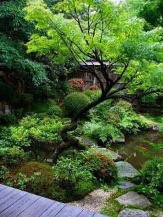 Best Japanese Garden Design Ideas That Looks So Stunning 03