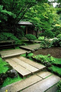 Best Japanese Garden Design Ideas That Looks So Stunning 04