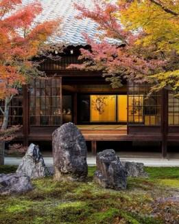 Best Japanese Garden Design Ideas That Looks So Stunning 32