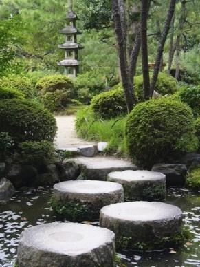 Best Japanese Garden Design Ideas That Looks So Stunning 34