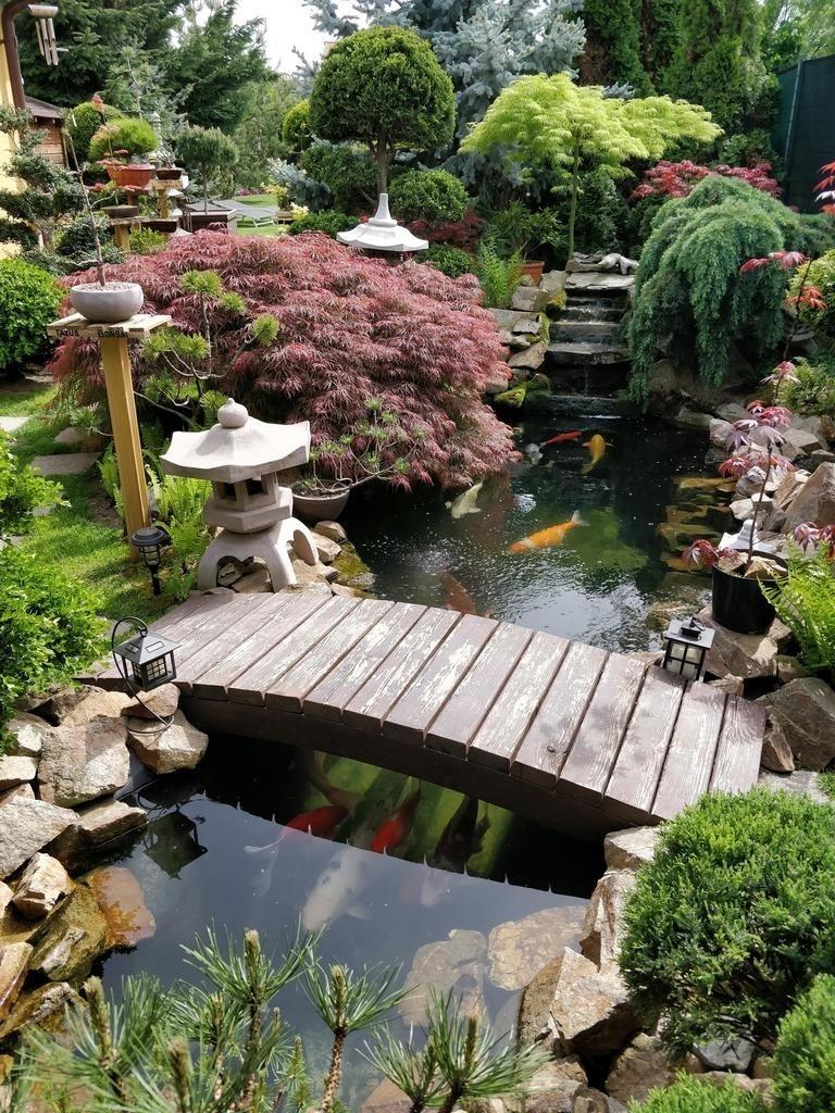 Best Japanese Garden Design Ideas That Looks So Stunning 40