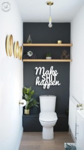 Brilliant Bathroom Wall Décor Ideas That Will Awesome Your Home 29