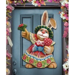 Charming Easter Wall Decoration Ideas That Inspire You Today 04