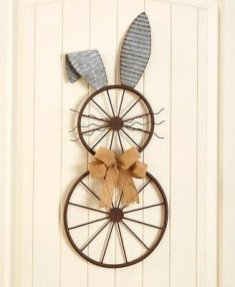 Charming Easter Wall Decoration Ideas That Inspire You Today 11