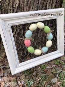 Charming Easter Wall Decoration Ideas That Inspire You Today 12