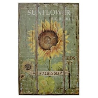 Cool Wood Sunflower Wall Decor Ideas That You Need To Try 30