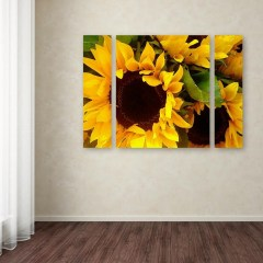 Cool Wood Sunflower Wall Decor Ideas That You Need To Try 36