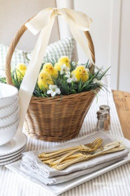 Elegant Easter Diy Home Decoration Ideas To Try Asap 08