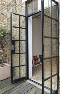 Incredible Glass Doors Ideas For Exterior Design To Try Today 02