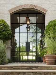 Incredible Glass Doors Ideas For Exterior Design To Try Today 04