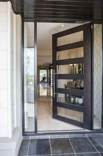 Incredible Glass Doors Ideas For Exterior Design To Try Today 17