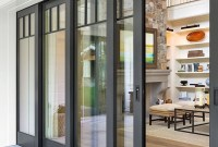 Incredible Glass Doors Ideas For Exterior Design To Try Today 37