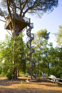 Inspiring Tree House Design Ideas For Wedding To Have 04