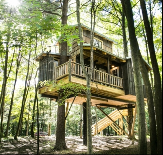 Inspiring Tree House Design Ideas For Wedding To Have 09
