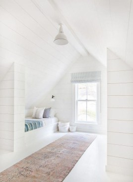 Lovely Attic Apartments Design Ideas With Shabby Chic Styles 39