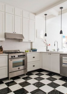 Lovely Floor Kitchen Tile Design Ideas That Make You Amazed 10