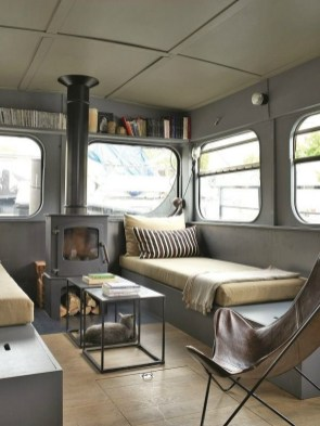 Magnificient Houseboat Design Ideas With Imaginative Dream 06