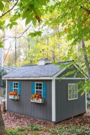 Marvelous Diy Backyard Shed Design Ideas That You Have To Know 01