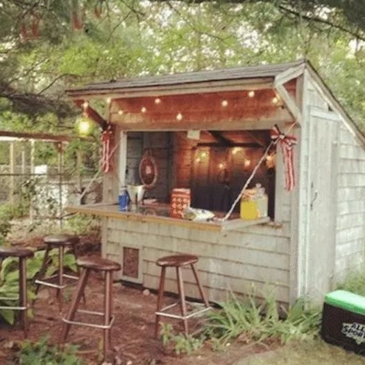 Marvelous Diy Backyard Shed Design Ideas That You Have To Know 04