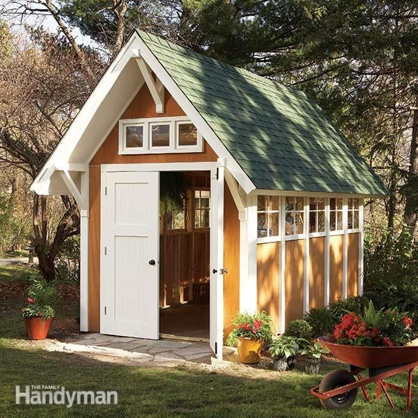 Marvelous Diy Backyard Shed Design Ideas That You Have To Know 14