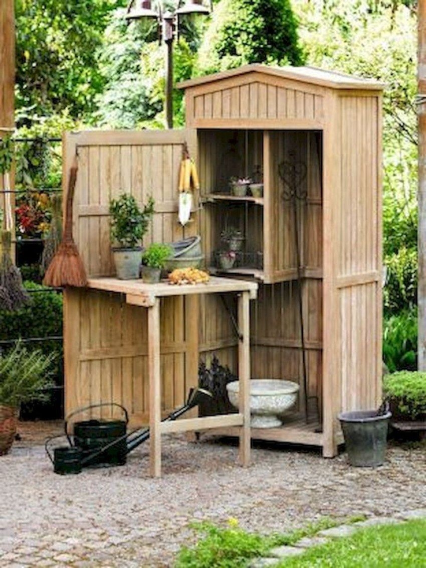 Marvelous Diy Backyard Shed Design Ideas That You Have To Know 15