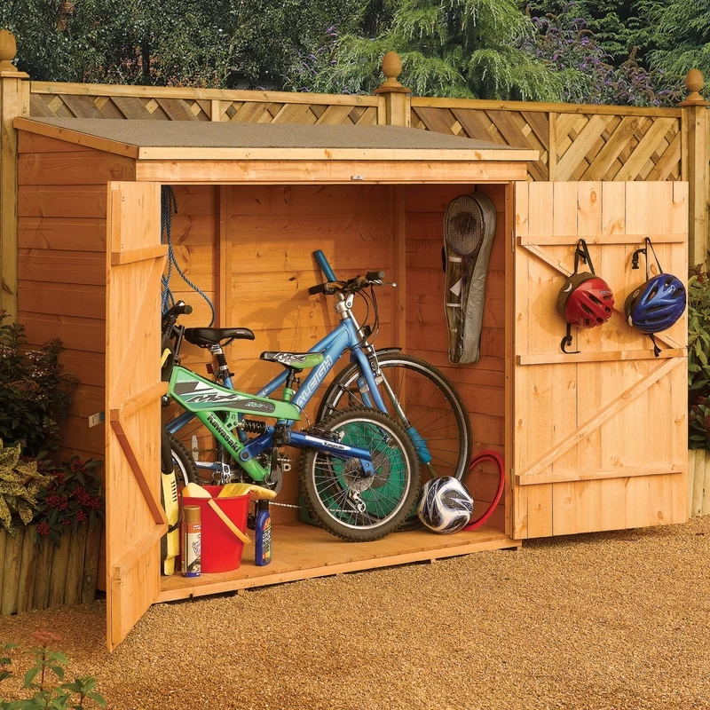 Marvelous Diy Backyard Shed Design Ideas That You Have To Know 16
