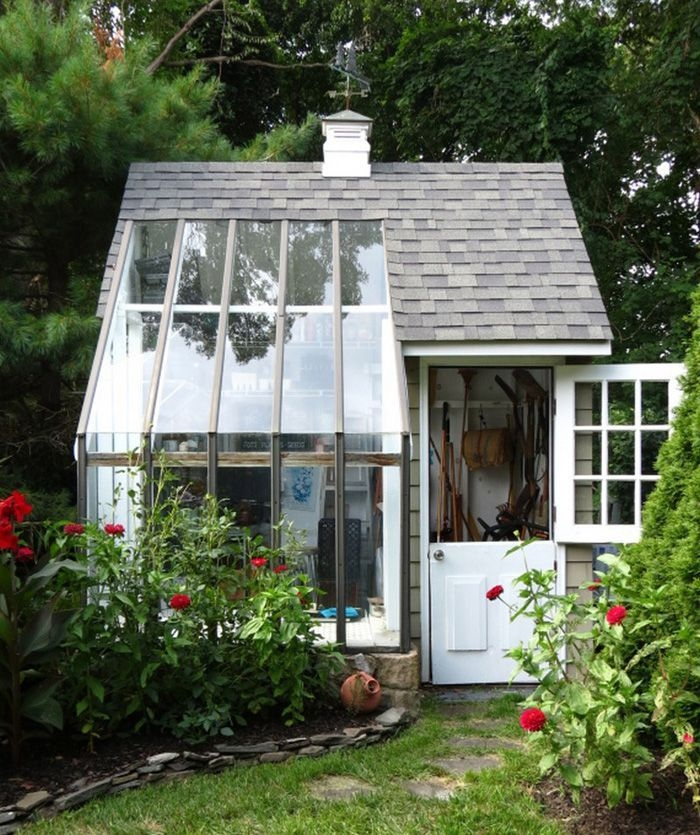 Marvelous Diy Backyard Shed Design Ideas That You Have To Know 20