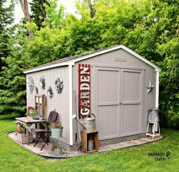 Marvelous Diy Backyard Shed Design Ideas That You Have To Know 21